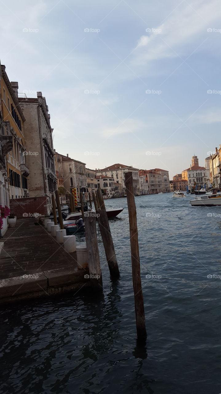 Magical days in Venice