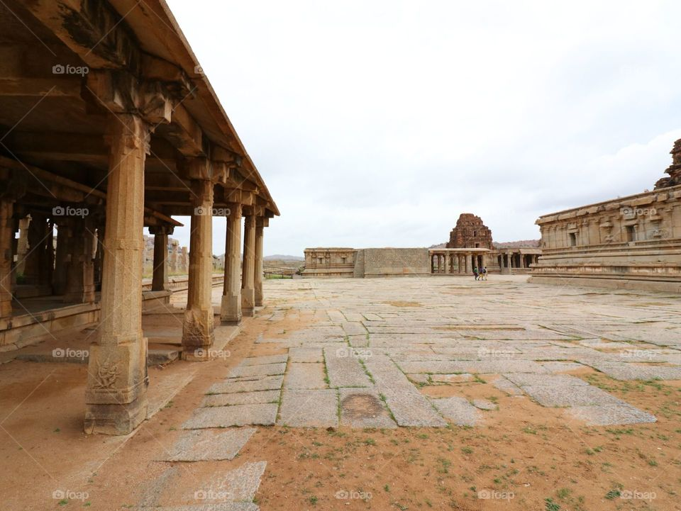 Ancient, Archaeology, Temple, Architecture, No Person