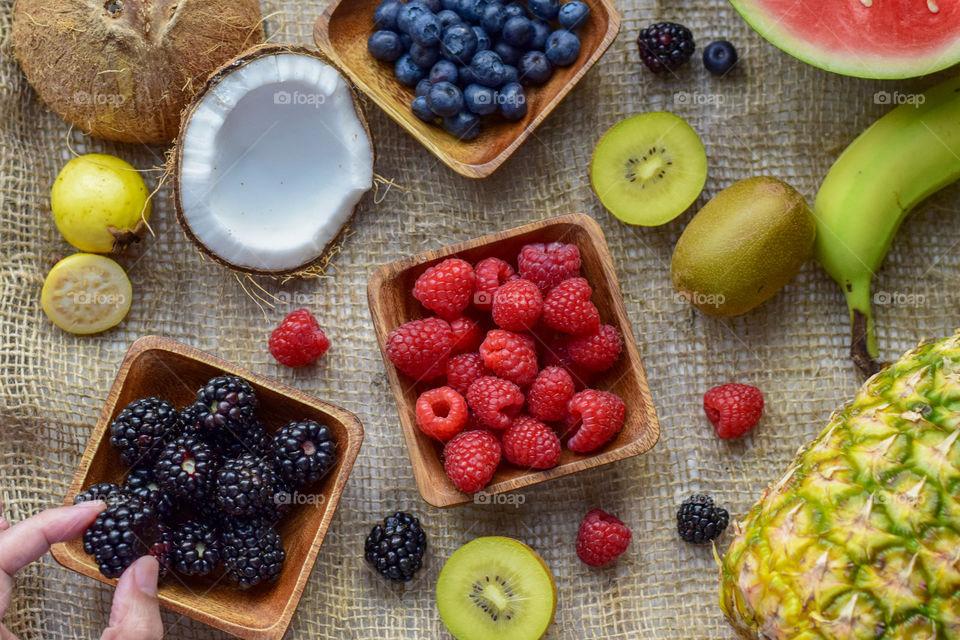 Fruits (POV, Framing)