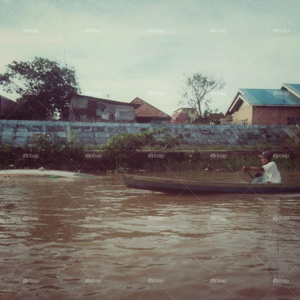 batanghari river