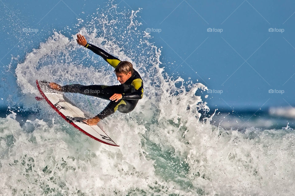 action | water sports, surf, surfboarding, motion