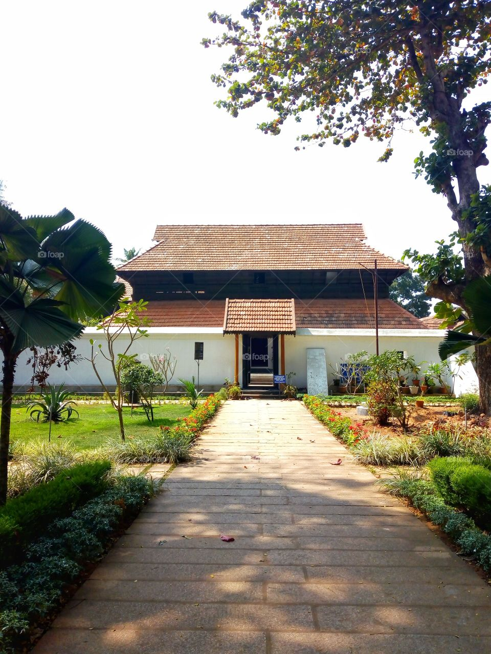 The Krishnapuram Palace is a palace and museum located in Kayamkulam near Alappuzha in Alappuzha district, Kerala in southwestern India. It was built in the 18th century by Anizham Thirunal Marthanda Varma (1729–1758 AD), the Travancorekingdom.Kerala