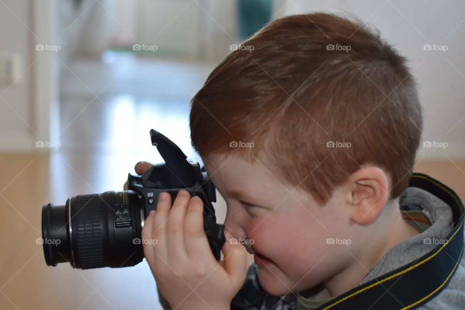 New generation of photographers