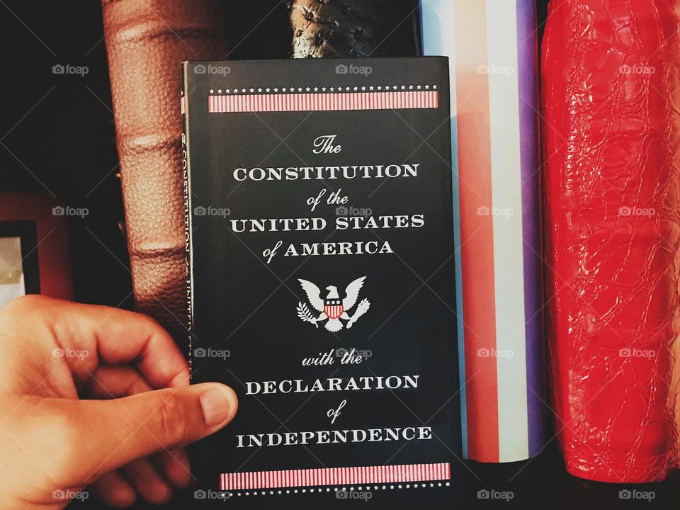 Constitution of the United States and the Declaration of Independence