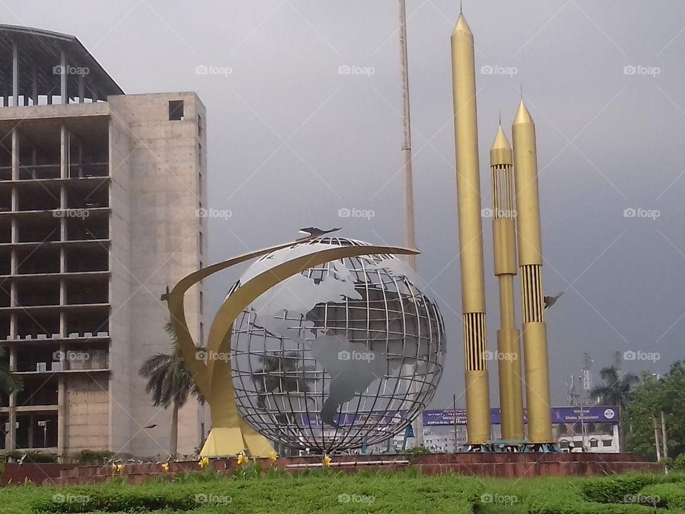 Hazrat Shahjalal International Airport, Dhaka, Bangladesh