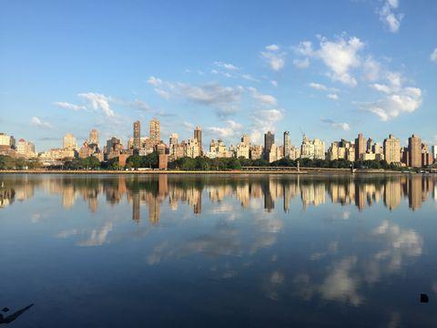 New York City Skyline - from Astoria