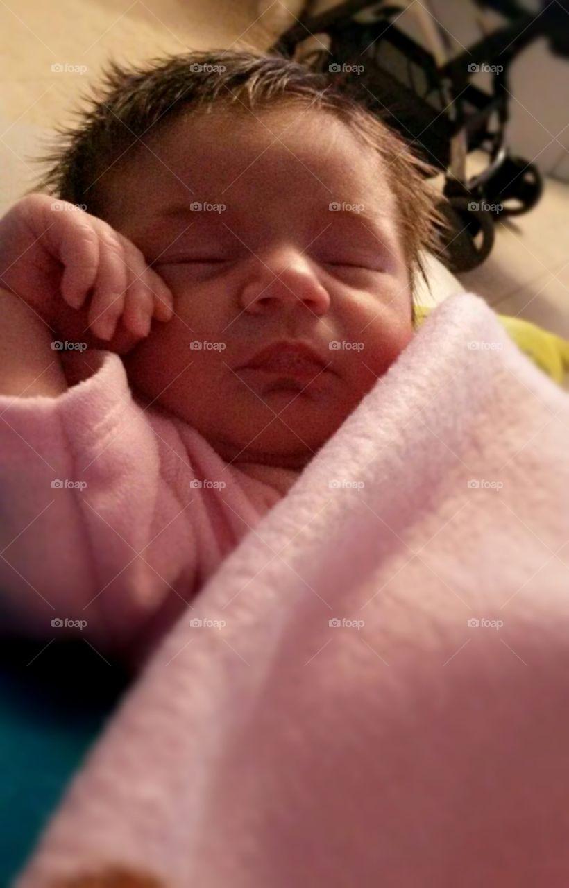 cute baby faces sleeping