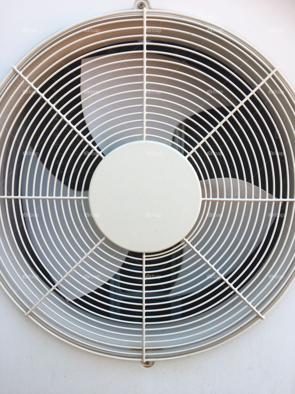 Industrial equipment fans