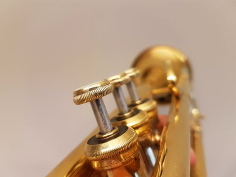 Trumpet in action
