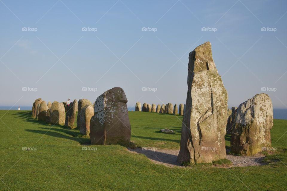 Ahles stones