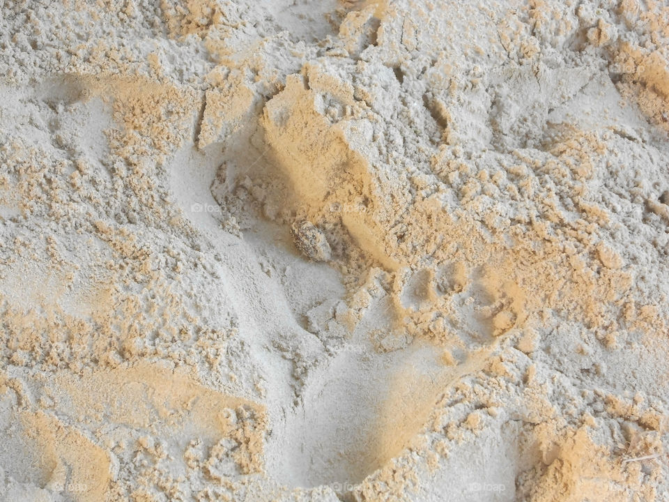 Sandy Textured Background