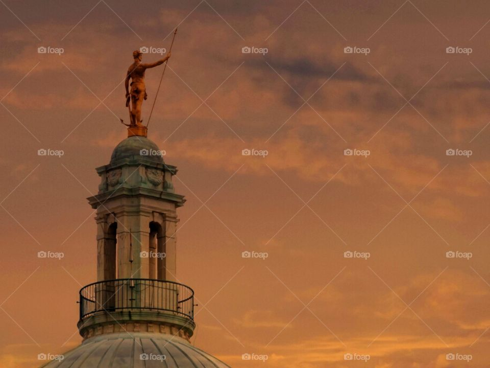 Providence Palace. The new colossus of Rhode's... Island