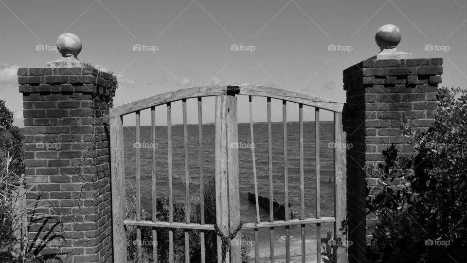 gates to the sea