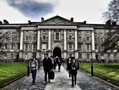 Trinity College. Trinity College in Dublin