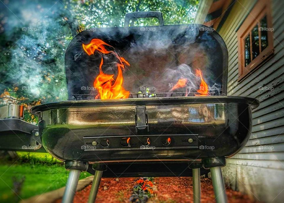 Feel the Grill