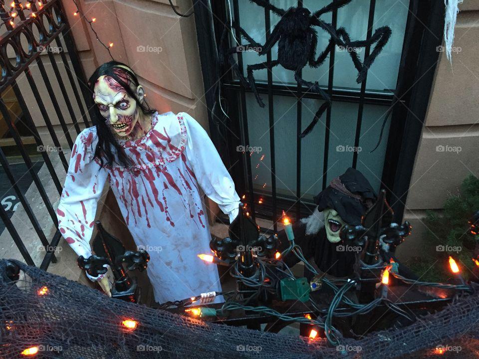 Halloween house 3