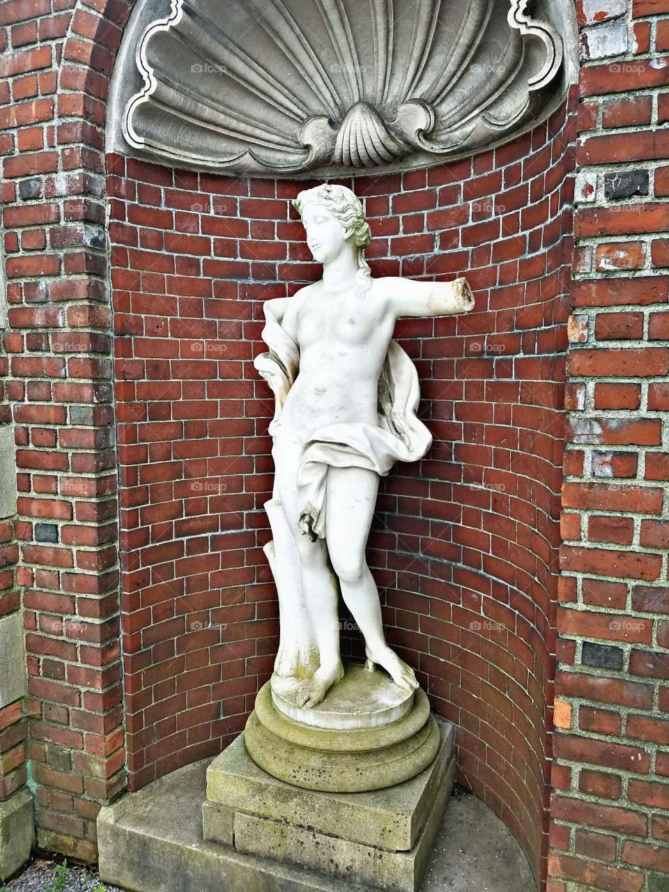 Statue, Sculpture, Architecture, Stone, Art