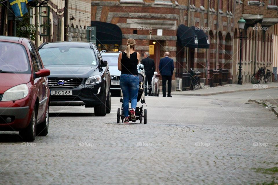 Street, Road, Car, City, Vehicle