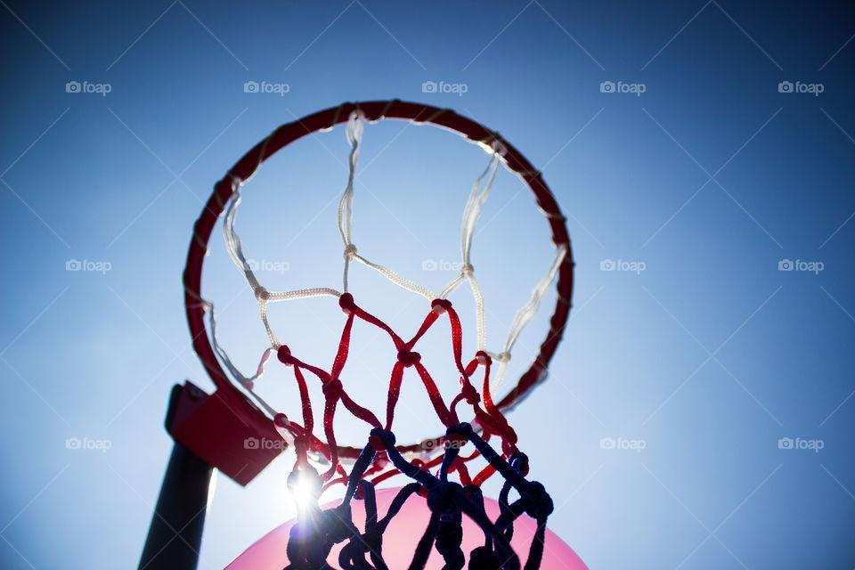 hoop for summer fun