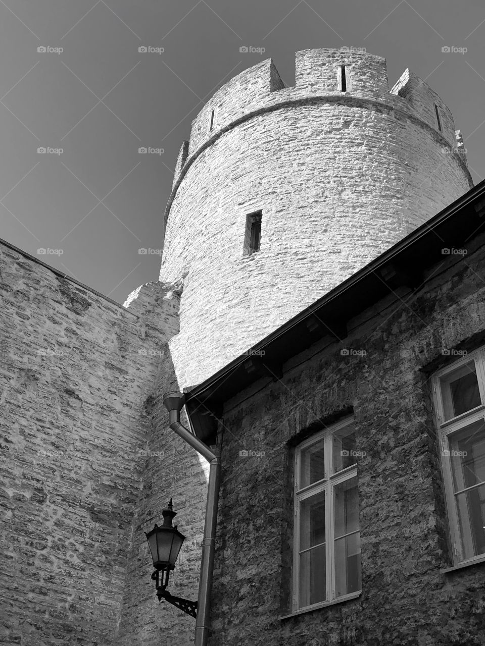 Bremen Tower in Tallinn Estonia