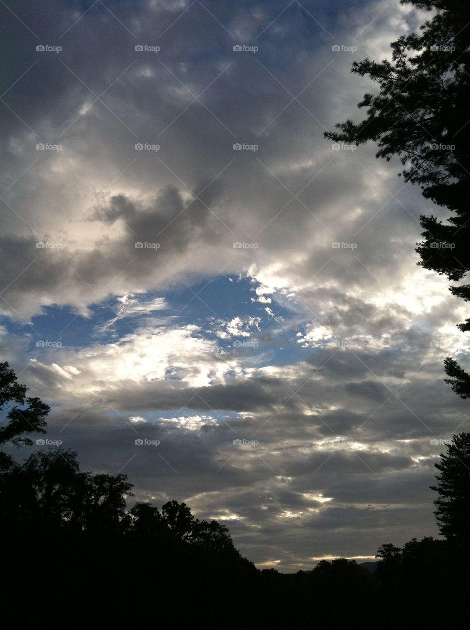Unusual Sky