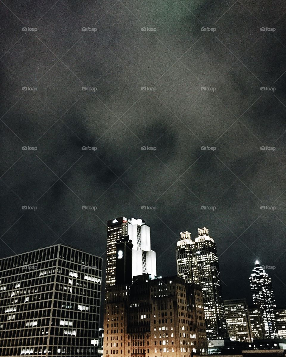 City, Architecture, Building, No Person, Downtown