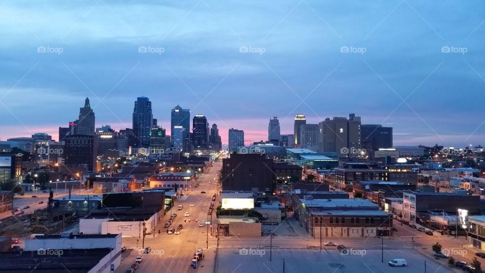 Kansas Cityscape