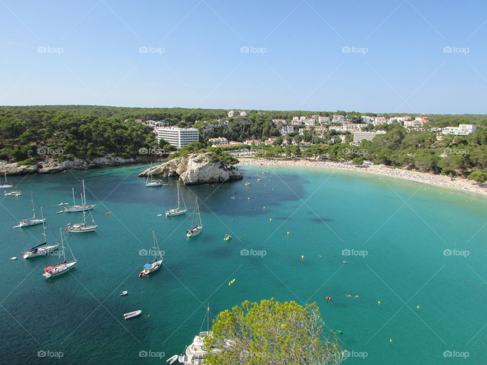 Menorca spain