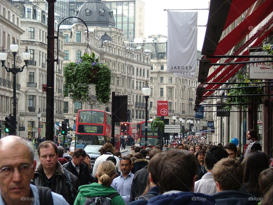 people bus london family by gazzman09