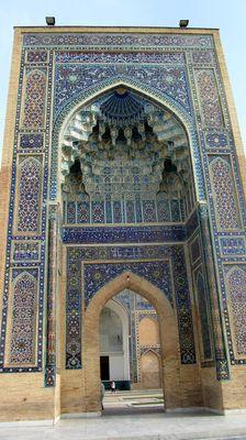 Beautiful Samarkand!
