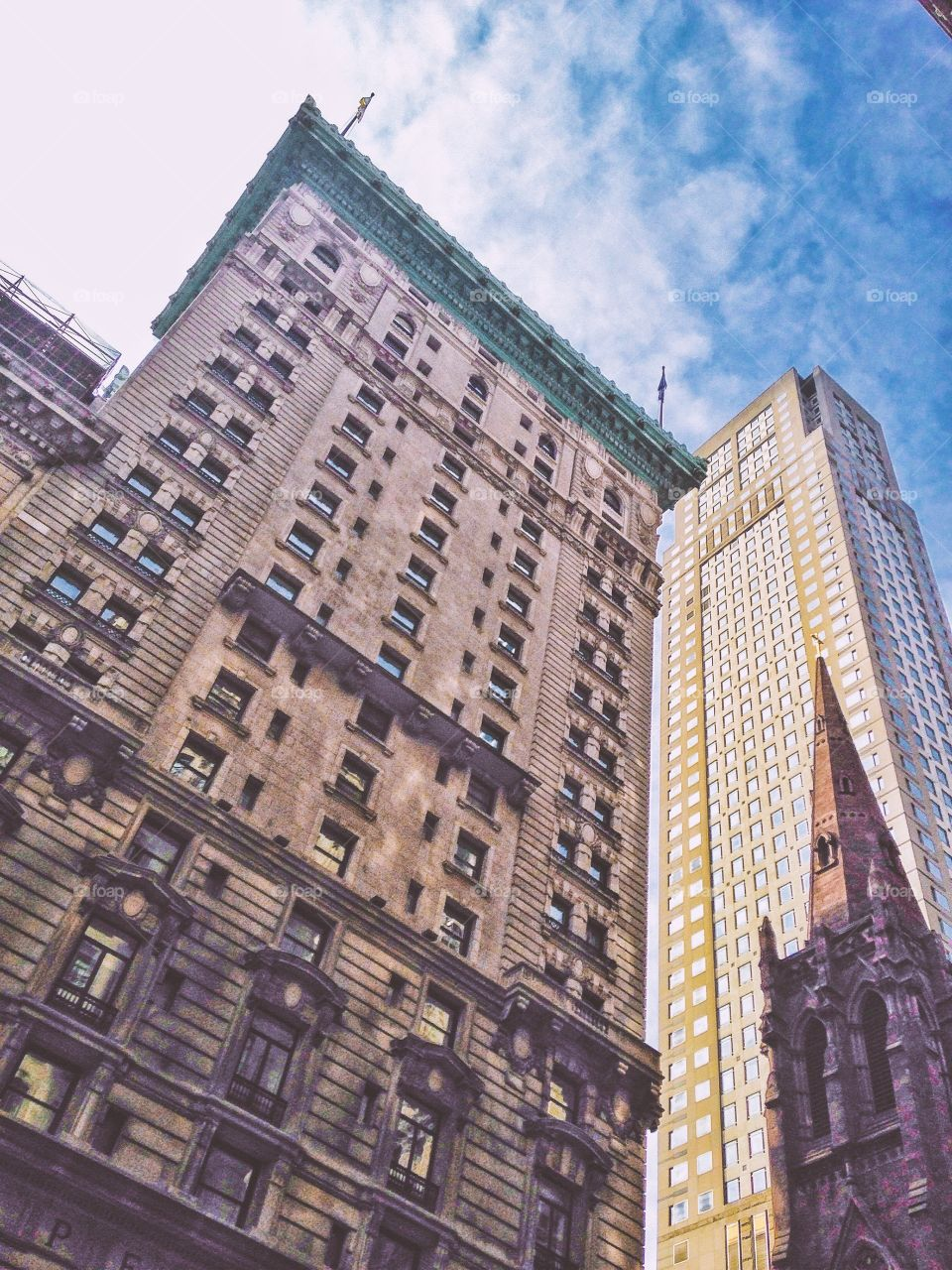 Manhattan architecture . Manhattan architecture