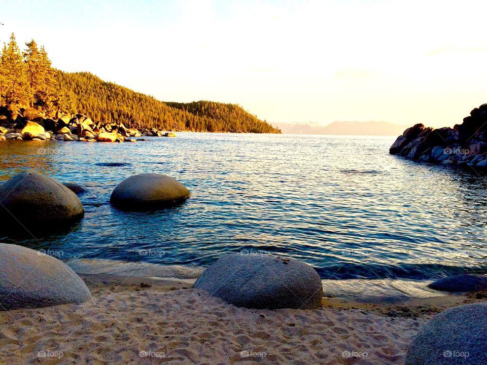 Paradise beach, Tahoe