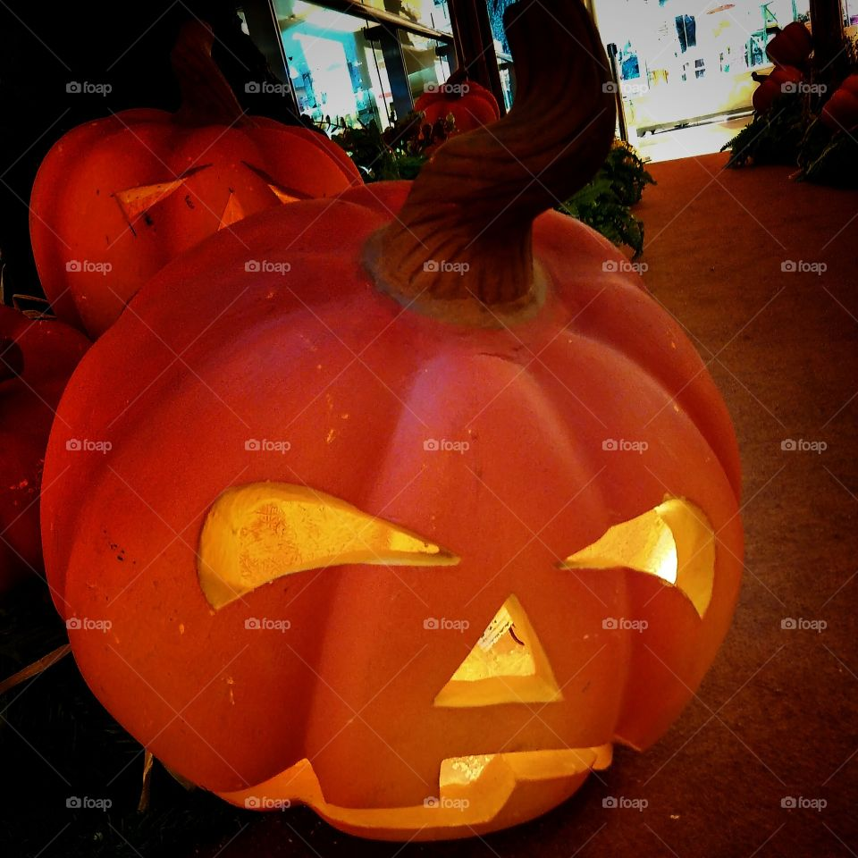 sparkling pumpkins