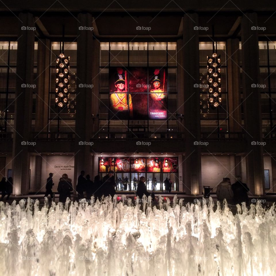 David H Koch Theater at Lincoln Center
