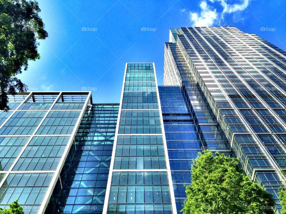 Canary Wharf Offices