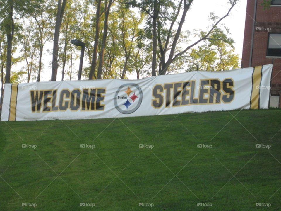 Steelers Camp