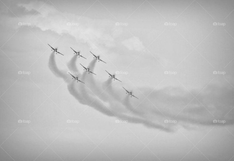 air show - Radom - Poland