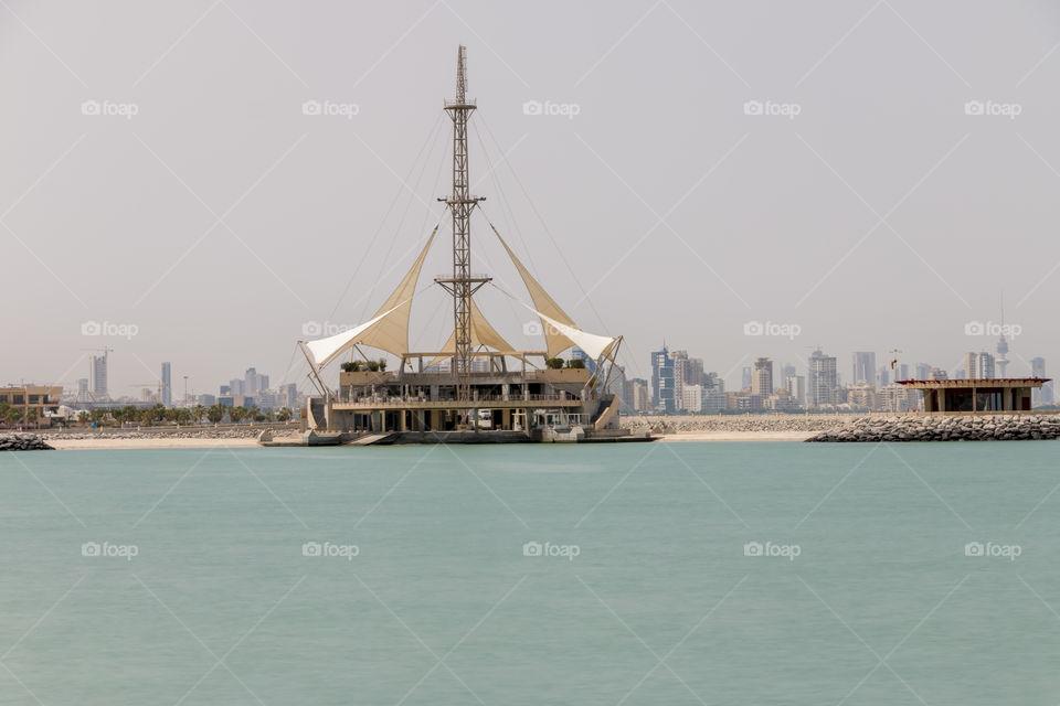 Promenade restaurant in kuwait