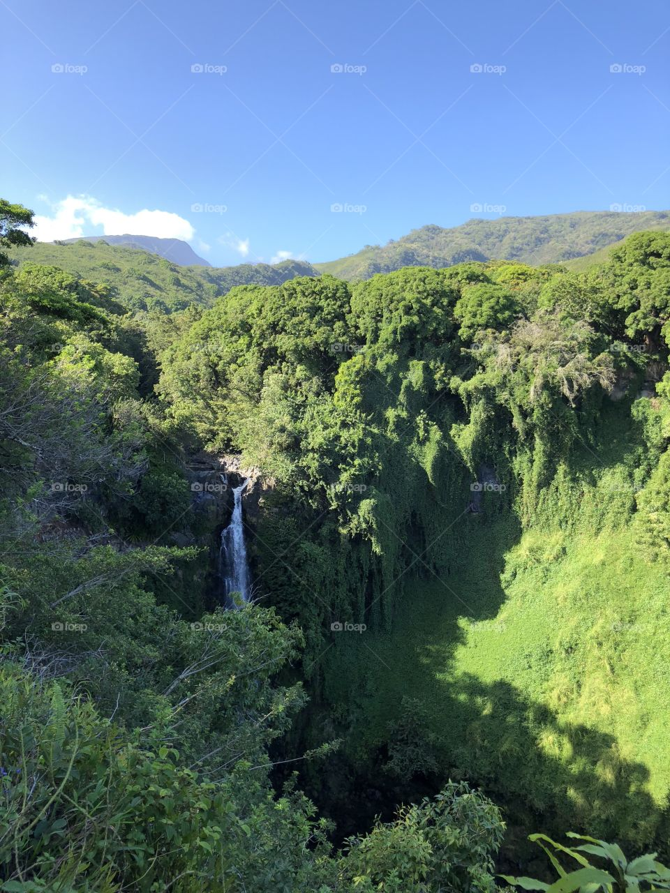 Road to Hana Maui, Hawaii