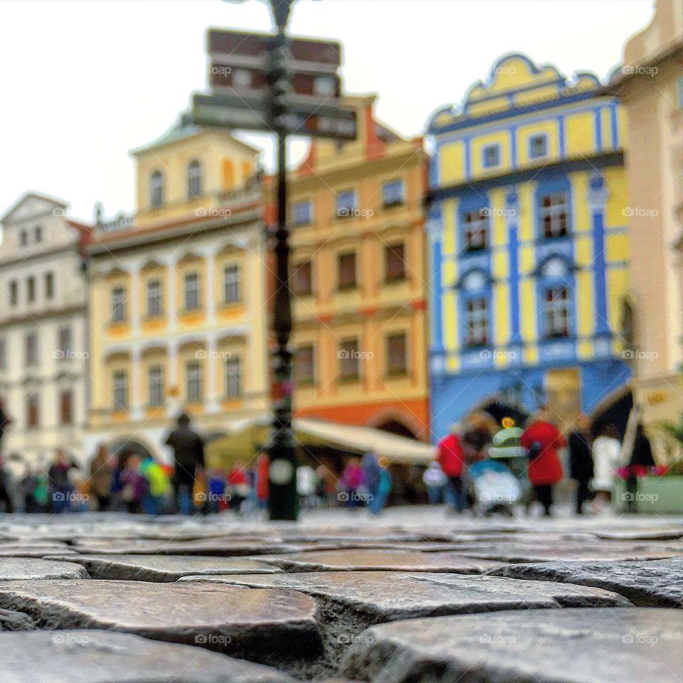 City, Street, Urban, Town, Tourism