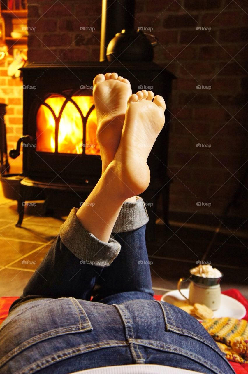 Amazing Warm Feet