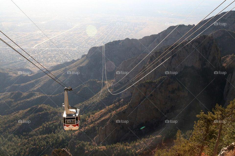 Sandia Peak